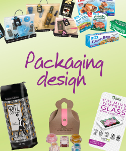 packaging design Bayswater
