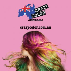 Crazy Color Website Launch